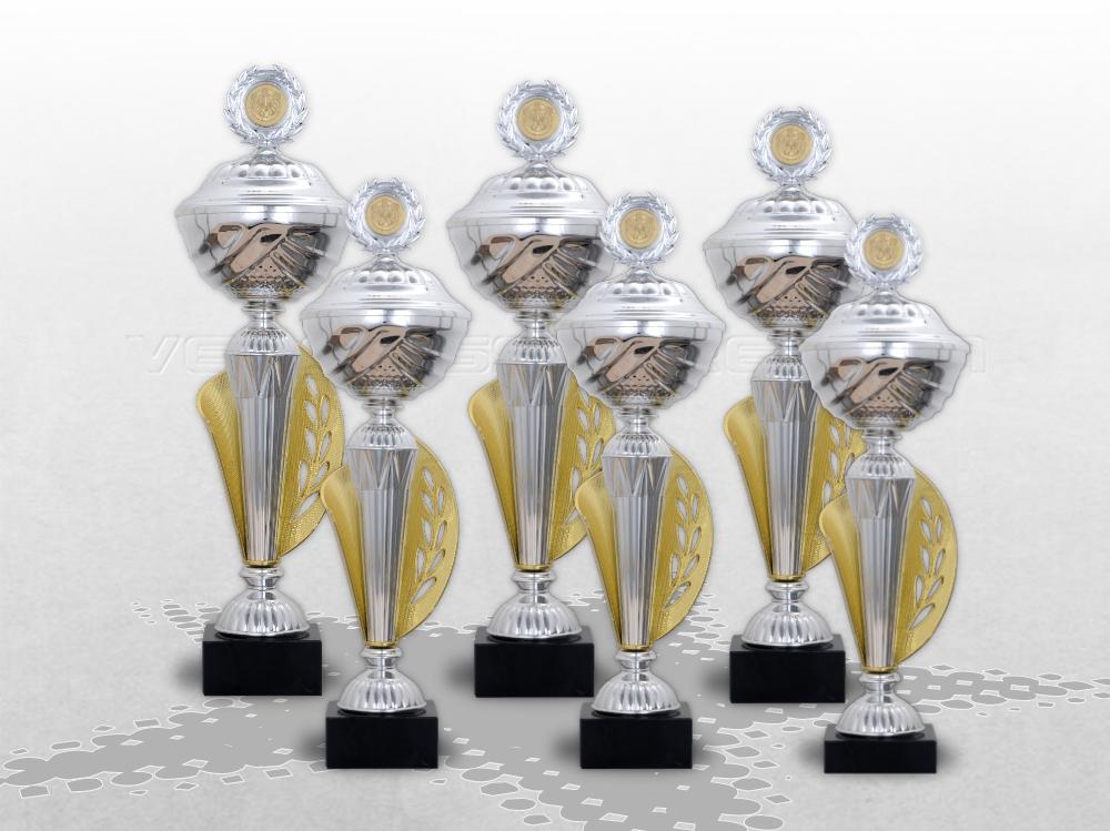 6er Pokalserie Pokale ATHEN