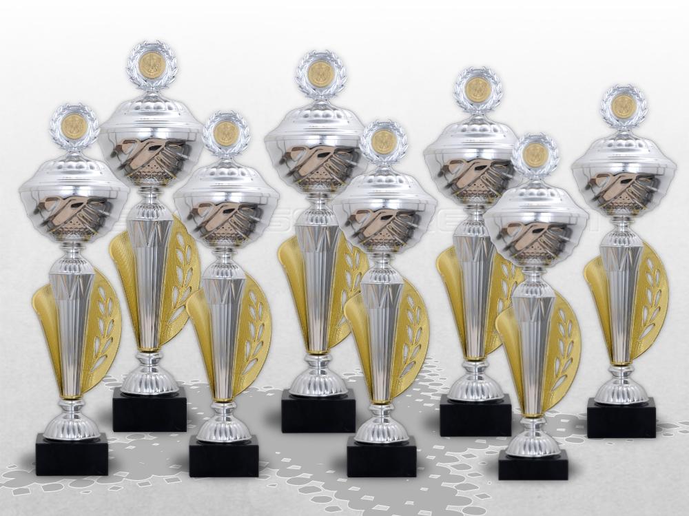 8er Pokalserie Pokale ATHEN