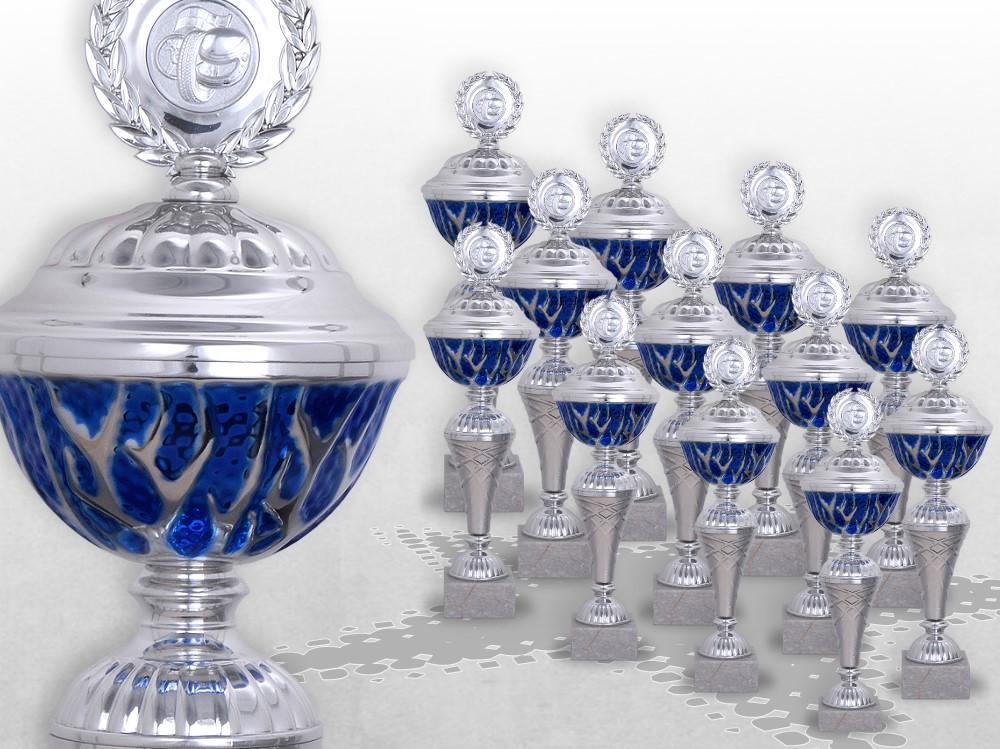 12er Pokalserie BLUE STARLIGHT ab 27cm