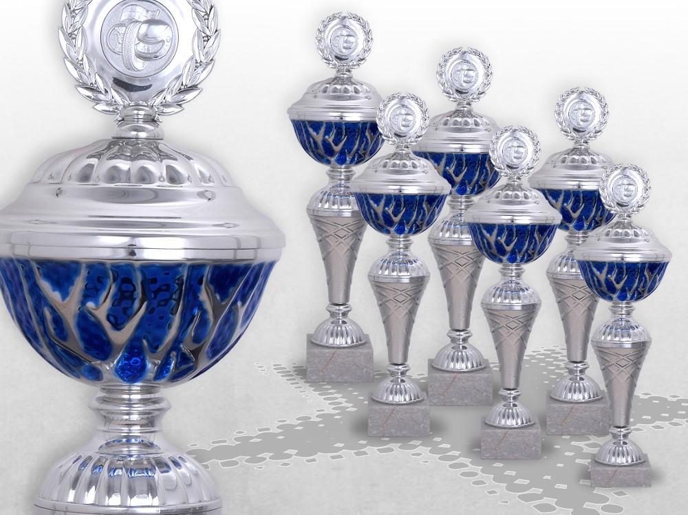 6er Pokalserie BLUE STARLIGHT ab 27cm