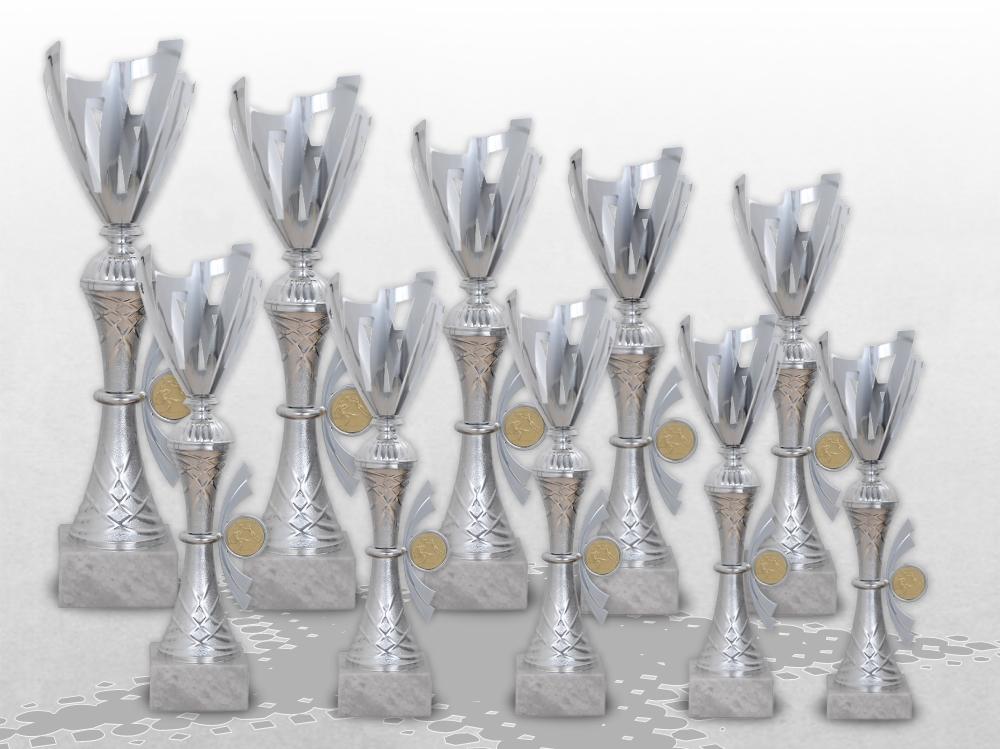 10er Pokalserie EVEREST XXXL mit Gravur