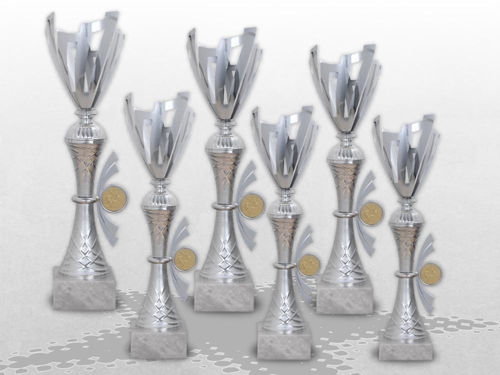 6er Pokalserie EVEREST XXXL mit Gravur
