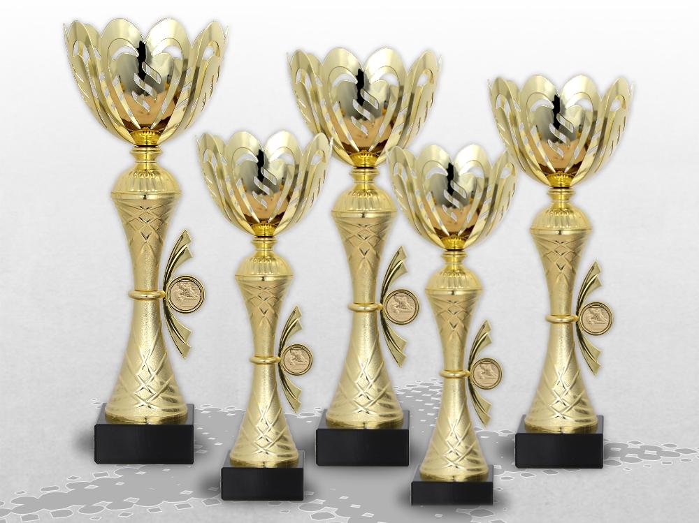5er Pokalserie FLORENTINA mit Gravur