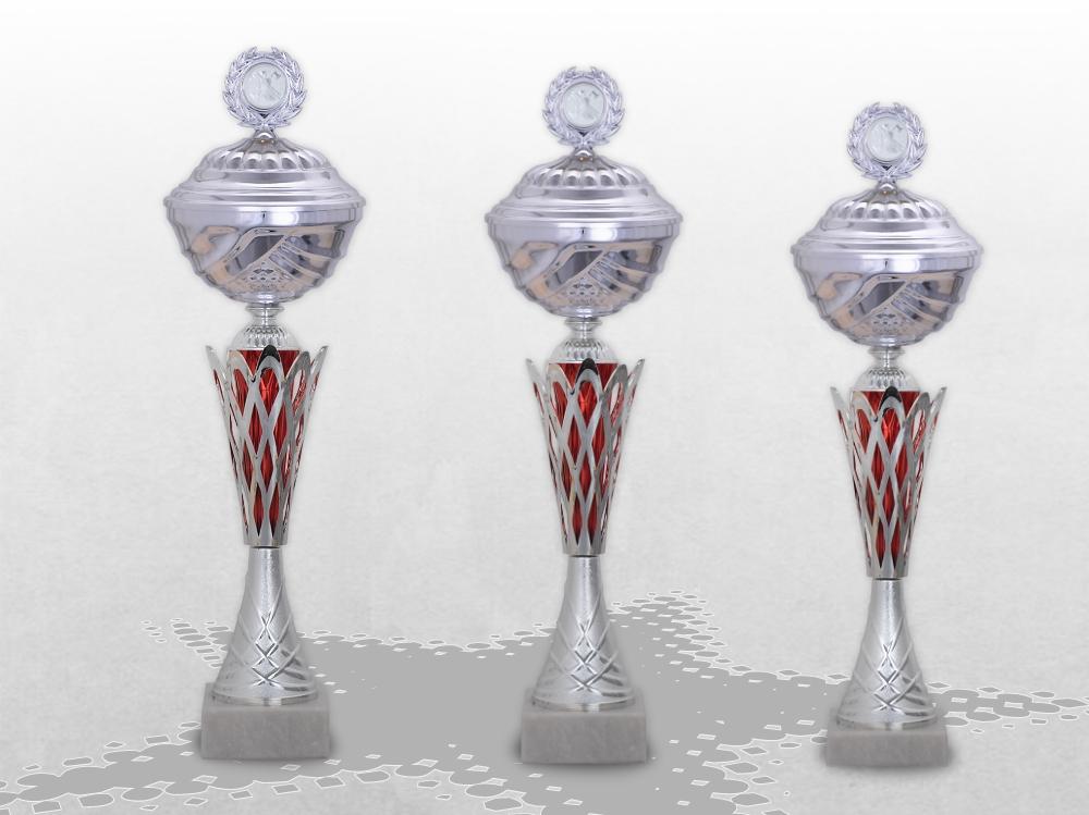 3er Pokalserie NOBEL XL mit Gravur
