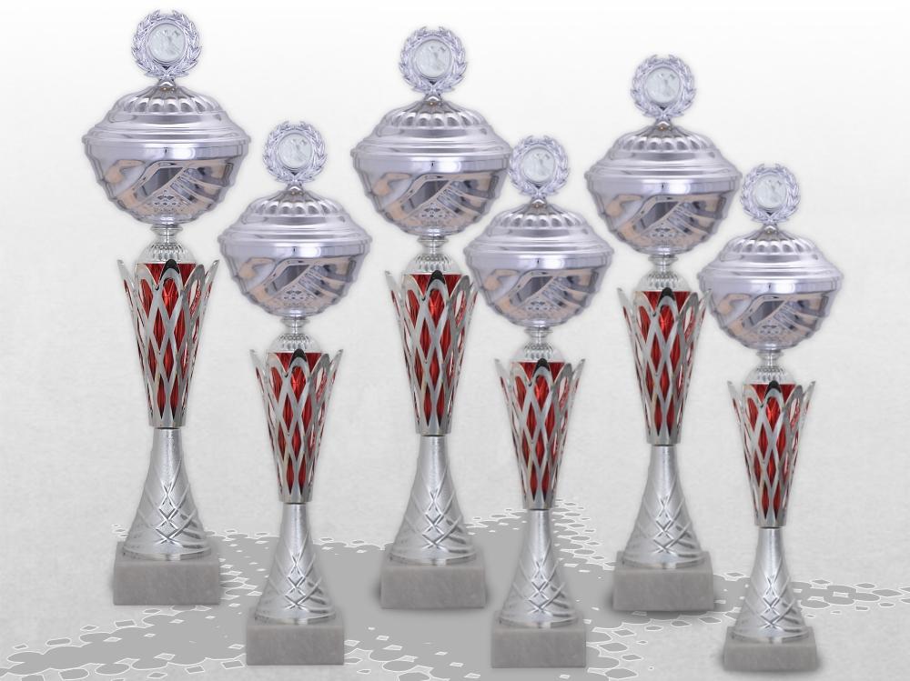 6er Pokalserie NOBEL XL mit Gravur