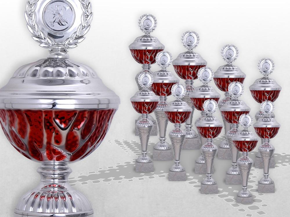 12er Pokalserie RED STARLIGHT ab 27cm