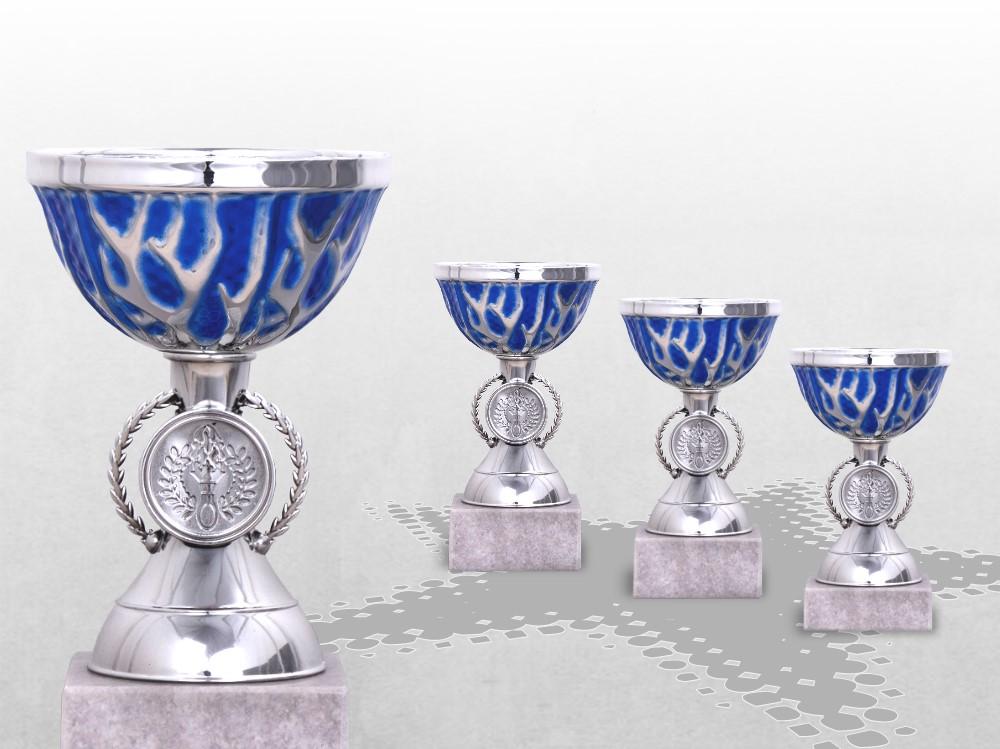 3er Pokalserie BLUE MINI THUNDER ab 13,5cm