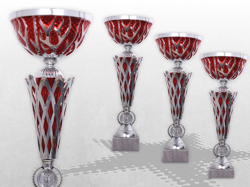 3er Pokalserie RED THUNDER ab 29cm