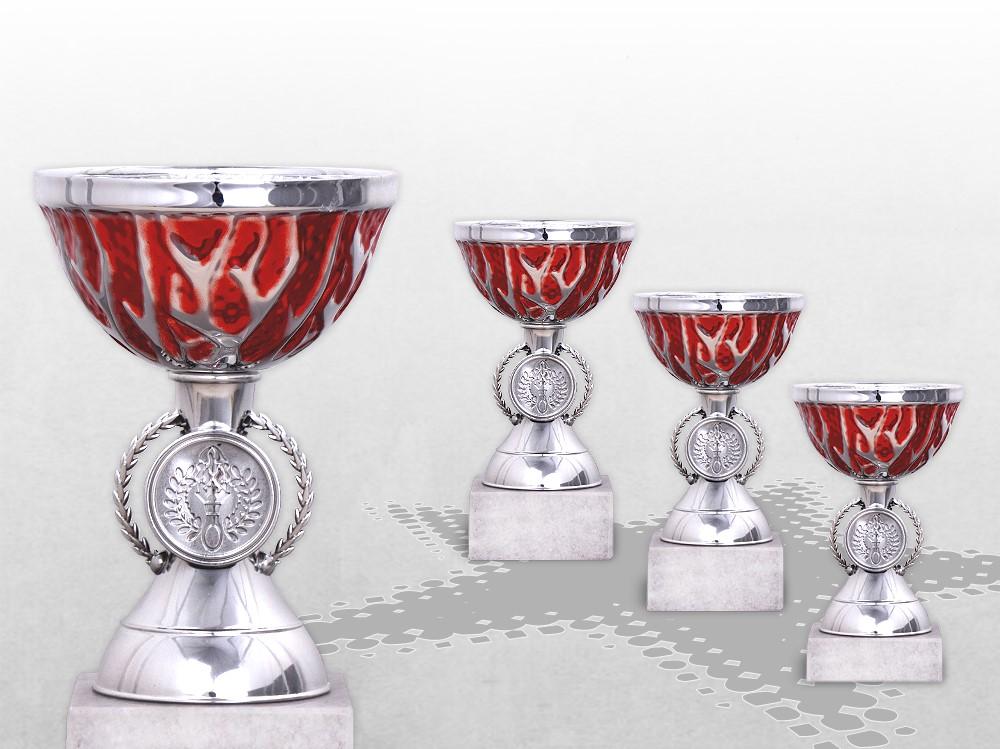 3er Pokalserie RED MINI THUNDER ab 13,5cm