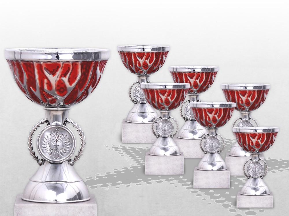 6er Pokalserie RED MINI THUNDER ab 13,5cm