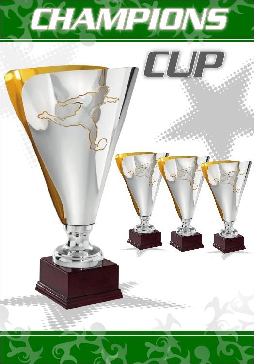 Pokale - Champions Trophie 3er Pokal-Serie 10204