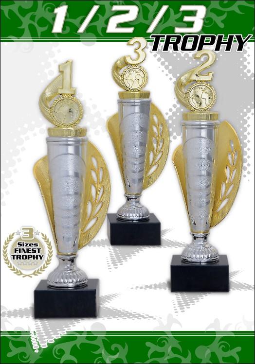 1 /2 /3 Platz Pokale Trophy