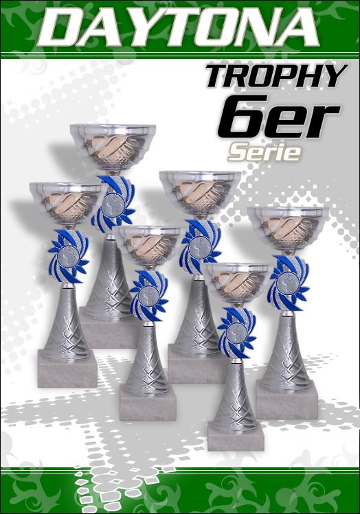 6er Pokalserie Pokale Daytona ab 20cm