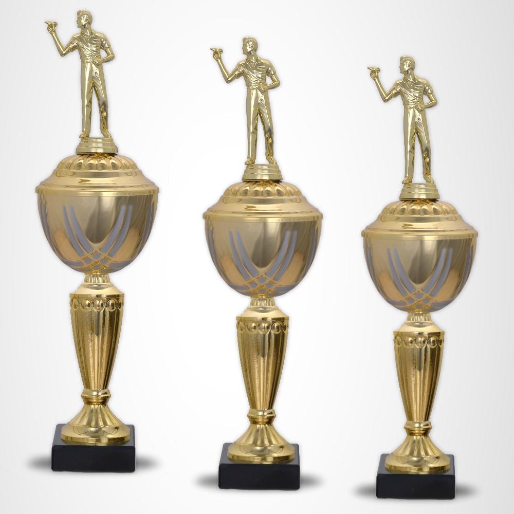 3er Dart Pokalserie Pokale Prestige ab 37,5 cm