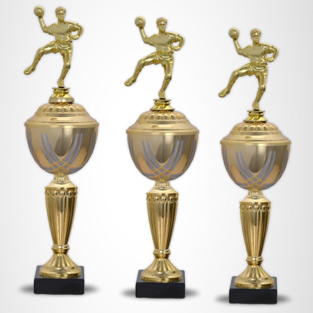 3er Handball Pokalserie Pokale Prestige ab 32 cm