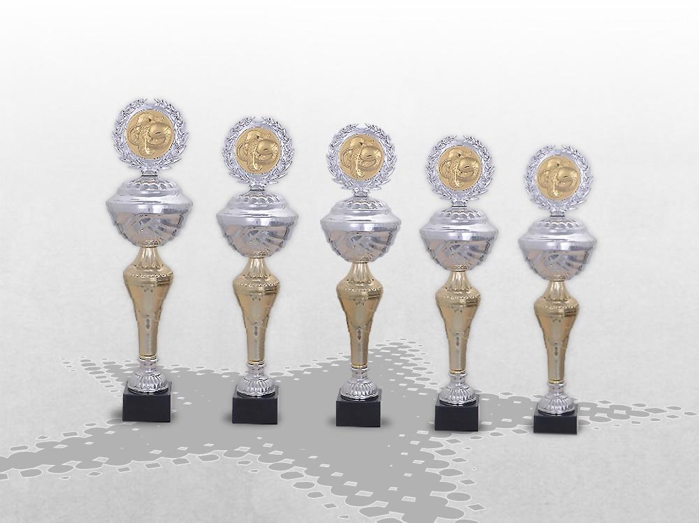 5er Pokalserie Pokale Madison ab 30 cm