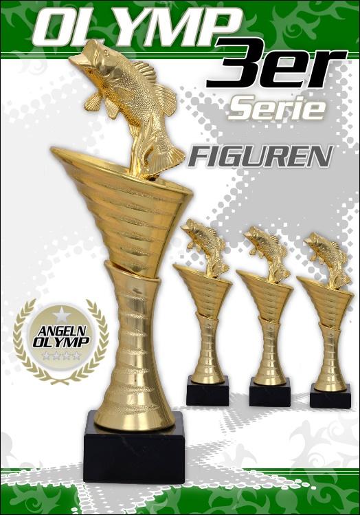 3er Pokalserie - OLYMP Angeln