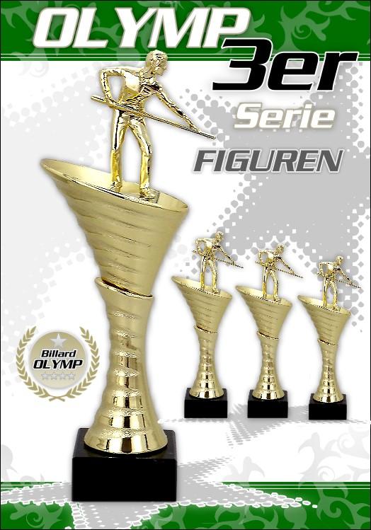 3er Pokalserie - OLYMP Billard