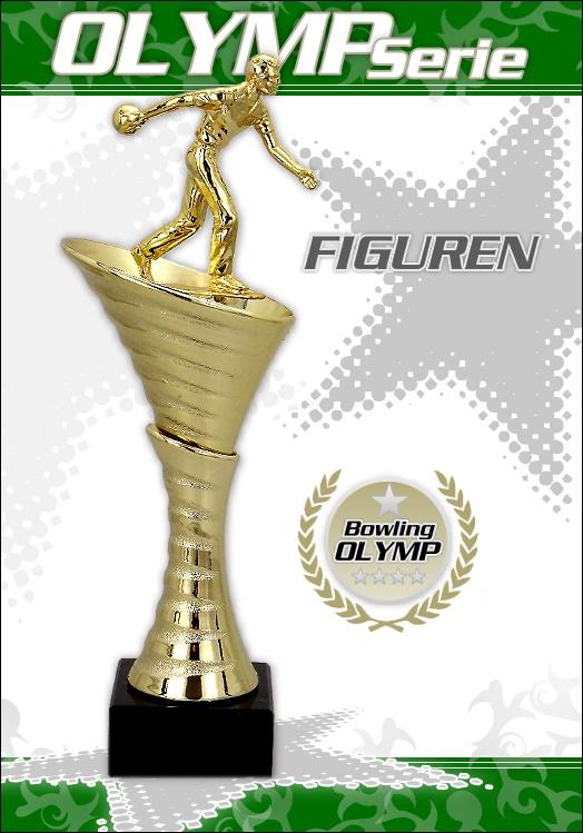 Pokale - OLYMP Bowling ab 27cm