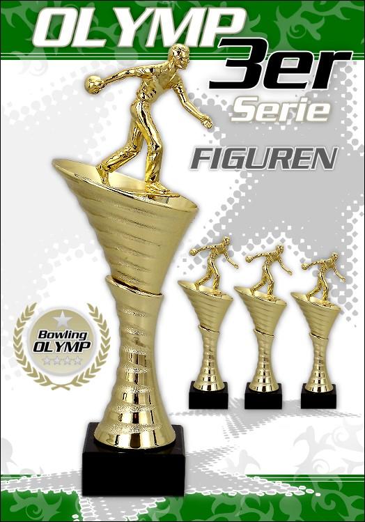 3er Pokalserie - OLYMP Bowling