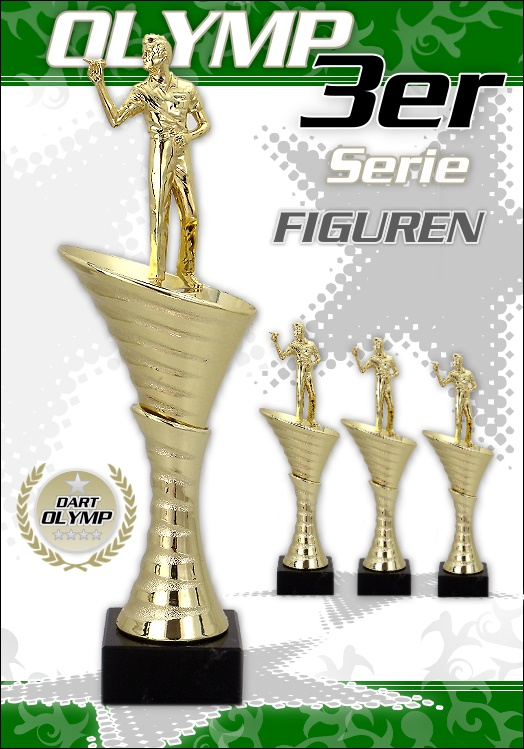 3er Pokalserie - OLYMP DART