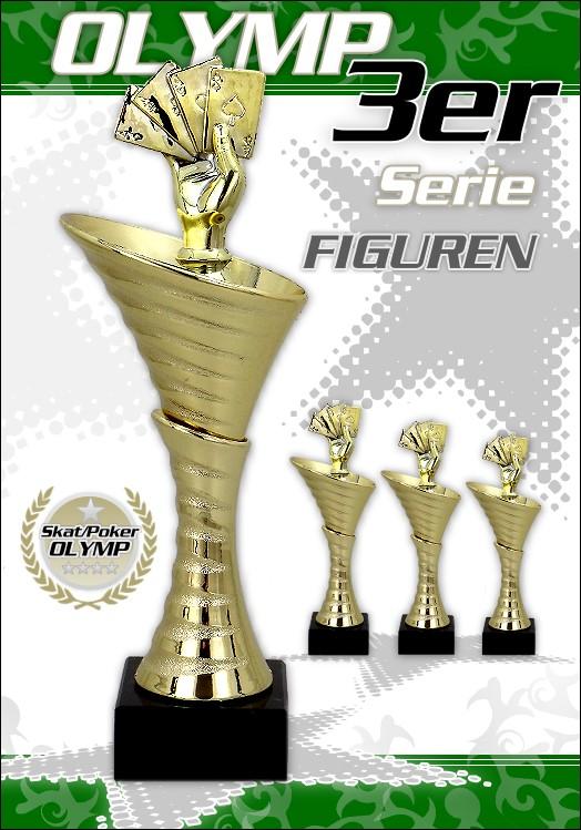 3er Pokalserie - OLYMP Skat / Poker