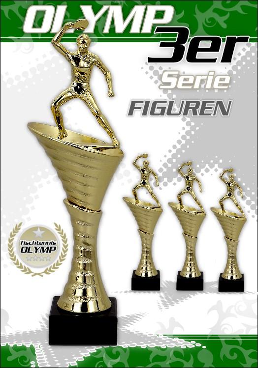 3er Pokalserie - OLYMP Tischtennis