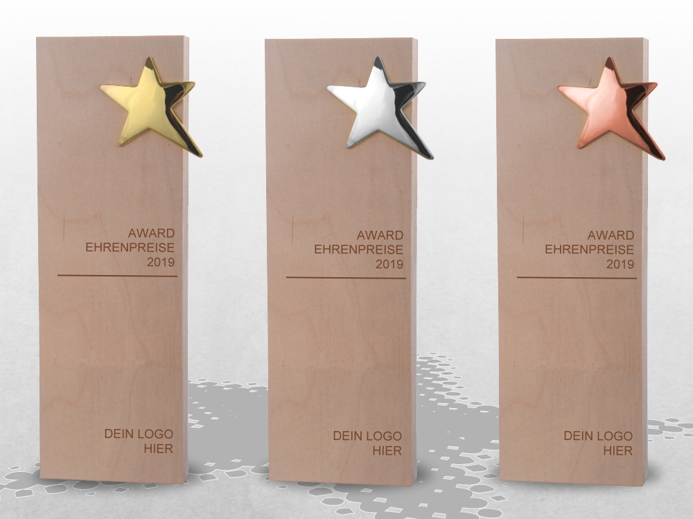 - AWARD Ehrenpreis STAR Wood