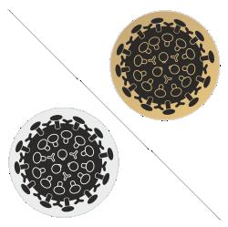 Corona Emblem